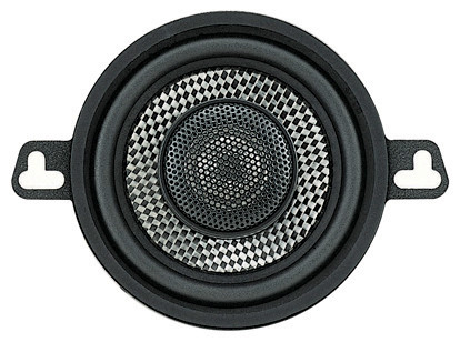 "American Bass SQ3.5 Speaker 3.5"" 2-Way 80Watts American Bass;Carbon Fiber"
