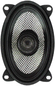 "American Bass SQ4.6 Speaker 4X6"" 2-Way 100Watts American Bass;Carbon Fiber"