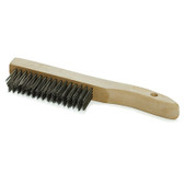 Titan Tools 41228 Stainless Steel Shoe Horn Wire Brush