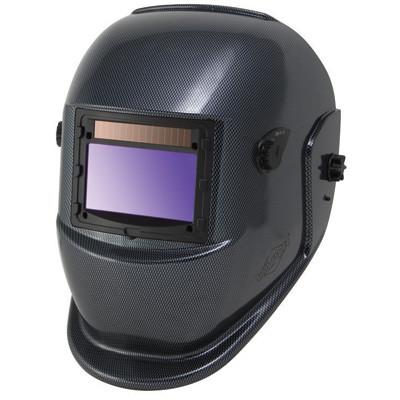 Titan Tools 41262 Solar Powered Auto Welding Helmet - Wide Lens
