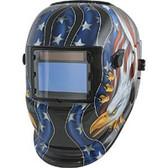 Titan Tools 41265 Auto Darkening Welding Helmet Eagle