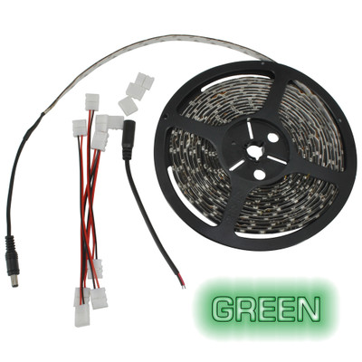 Nippon America  NLK216CGR Pipedream 16Ft Roll Flexible Led Strip Green