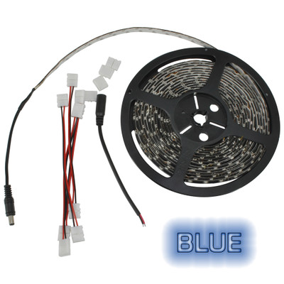 Nippon America  NLK216CBL Pipedream 16Ft Roll Flexible Led Strip Blue