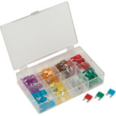 Titan Tools 45229 96pc Mini Blade Fuse Assortment