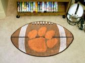 FANMATS 3726 Clemson Football Rug