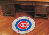 """FANMATS 6465 Chicago Cubs 27"""" Baseball Mat"""