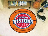 FANMATS 10214 Detroit Pistons Basketball Mat