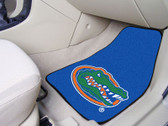 FANMATS 5076 Florida Gators Carpeted Car Mats