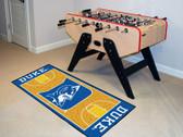 FANMATS 8171 Duke Basketball Court Runner
