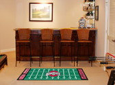 "FANMATS 7340 Ohio State Football Runner Rug-30"" X 72"""