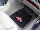 FANMATS 7924 Ohio State Heavy Duty Vinyl Car Mats
