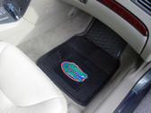 FANMATS 8745 Florida Heavy Duty Vinyl Car Mats