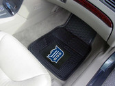 FANMATS 8837 Detroit Tigers Heavy Duty Vinyl Car Mat
