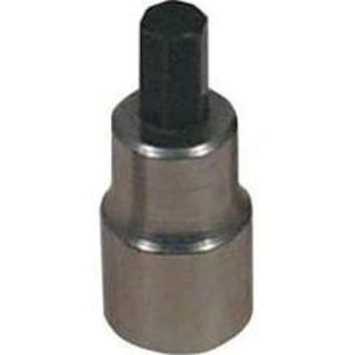 "Lisle 12560 Brake Caliper Hex Bit Socket, 3/8"" Drive, 8mm Hex Bit"