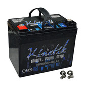 Kinetik HC800BLU Blu 800W 12V Power Cell