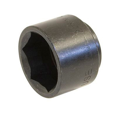 "Lisle 13310 Oil and Fuel Filter Socket, 24mm, 3/8"" Drive, Low Profile"