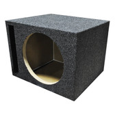 "Qpower QHD115V Single 15"" Mdf Woofer Box Vented"
