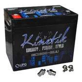 Kinetik HC1800BLU Blu 1800W 12V Power Cell