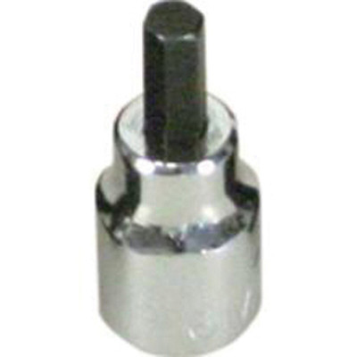 "Lisle 13670 Hex Bit Socket 3/8"", 3/8"" Drive"