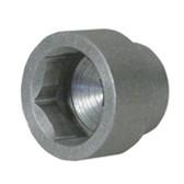 "Lisle 14600 Fuel Filter Socket, 29mm, 3/8"" Drive, Low Profile, for 5.9 Liter Cummins Engines"