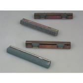 "Lisle 15690 Stone and Wiper Set, 180 Grit, 2-3/4"" to 3-3/4"""