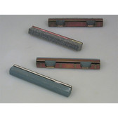 "Lisle 15700 Stone and Wiper Set, 280 Grit, 2-3/4"" to 3-3/4"""