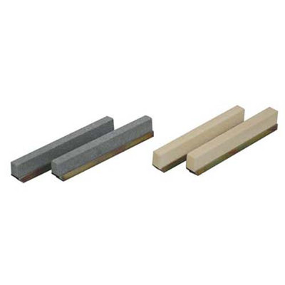 "Lisle 16390 Stone Set, 280 Grit, 2-1/16"" to 2-1/2"""