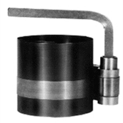 """Lisle 18500 Piston Ring Compressor 1-1/2"""" to 3"""", with Spring Clutch"""