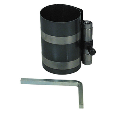 "Lisle 19500 Piston Ring Compressor, 2-1/8"" to 5"""