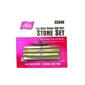 "Lisle 23540 Replacement Stone Set, 320 Grit, 3"" Long"