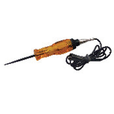 Lisle 24550 Circuit Tester Computer Safe, Operating Range 3-28 Volts