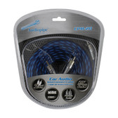 Audiopipe CPM20 Platinum Plated Interconnect Cable 20Ft