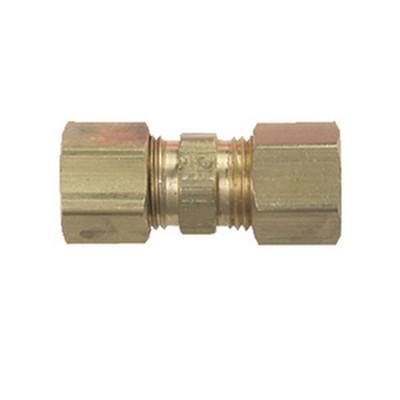 "S.U.R & R K430 1/2"" Nylon To Steel Compression Fitting (2)"