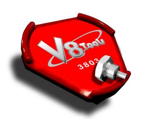 V8 Tools Inc 3803 Clip On Parts Dish