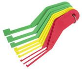 Lisle 81850 Combination Brake Lining Thickness Gauge Set