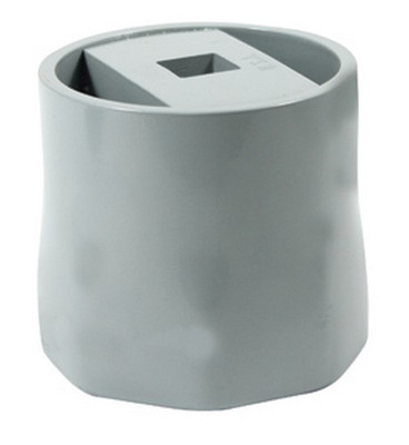 "Lang Tools 1227 3-13/16"" 8 Pt 3/4 Dr Hex Axle Nut Socket"