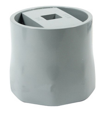 "Lang Tools 1209 3-1/4"" 8 Pt 3/4 Dr Hex Axle Nut Socket"