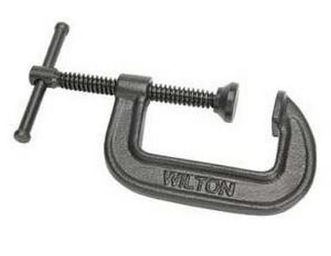 "Wilton 22004 C-Clamp 0""-5"" Jaw Opening 2-1/2""Throat Dept"