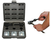 Cal Van Tools 154 In-Line Flaring Kit Metric Kit
