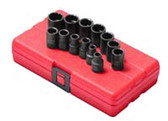 Sunex Tools 3675 13 Piece 7-19Mm 12 Point Set 3/8