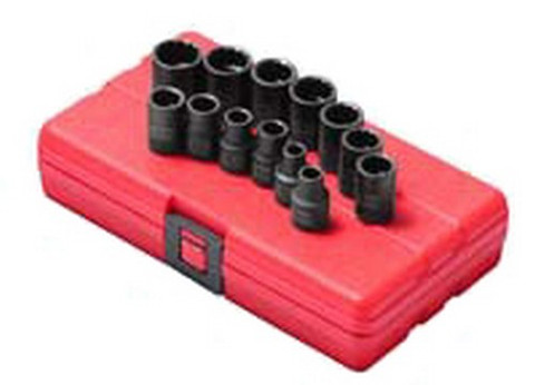 "Sunex Tools 3675 13 Piece 7-19Mm 12 Point Set 3/8"" Drive"