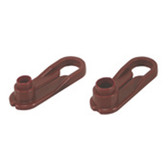 "Lisle 39960 Disconnect Set, 2 Piece, 3/8"" and 1/2"""