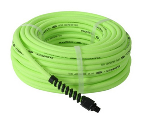 "Legacy Manufacturing HZP3835YW2 Flexilla Pro 3/8""X35' Reusable 1/4""Npt Fitting Hose"