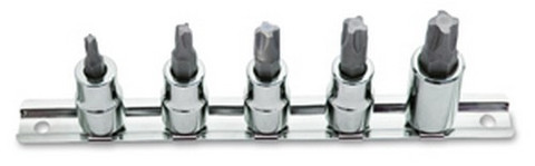 CTA Tools 8140 5 Pc Mortorq Socket Set