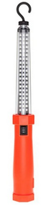 Bayco NSR-2166R Multipurpose 66 Led Rechargeable Work Light - Red