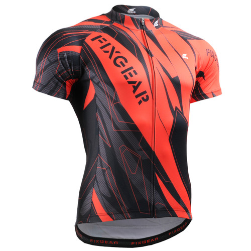 Fixgear cycling jersey short sleeve