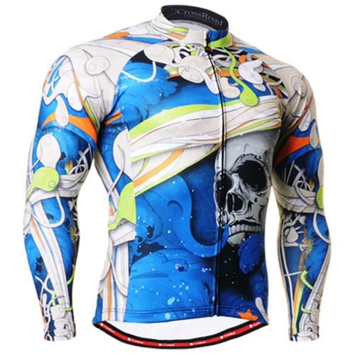Fixgear Thermal Winter Cycling Gear Apparel Jersey Mens XS~XXL