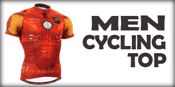 fixgear cycling jersey for men