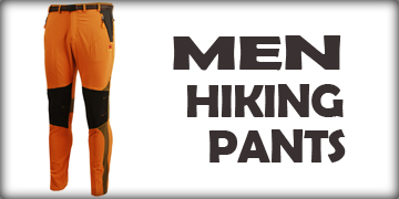 men hiking pants