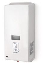 SE0800-17 White - Touch-Free Automatic Bulk Soap Dispenser